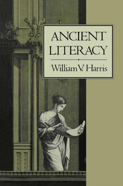 Cover of: Ancient literacy