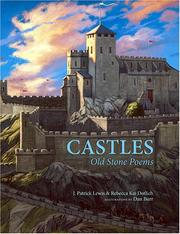Cover of: Castles: Old Stone Poems