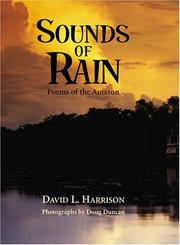 Cover of: Sounds of Rain