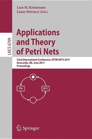 Cover of: Applications and Theory of Petri Nets | Lars M. Kristensen