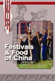 Cover of: Food and Festivals of China |