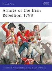 Cover of: Armies of the Irish Rebellion 1798 | Stuart Reid