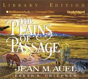 Cover of: Plains of Passage, The (Earth