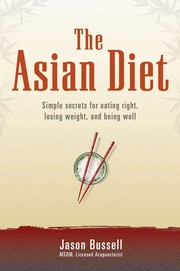 Cover of: The Asian diet | Jason Bussell