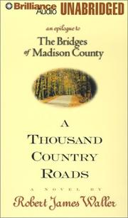 Cover of: Thousand Country Roads, A