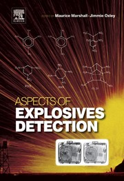 Cover of: Aspects of explosives detection | Maurice Marshall