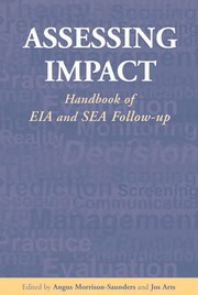 Cover of: Assessing impact |
