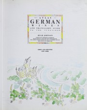 Cover of: The atlas of German wines and traveller