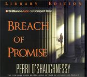 Cover of: Breach of Promise (Nina Reilly)