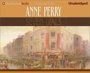 Cover of: Seven Dials (Thomas and Charlotte Pitt) | Anne Perry