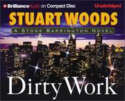 Cover of: Dirty Work (Stone Barrington)