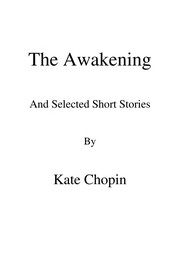 Cover of: The Awakening | Kate Chopin