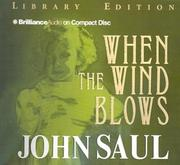 Cover of: When the Wind Blows | John Saul