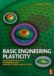 Cover of: Basic engineering plasticity | D. W. A. Rees