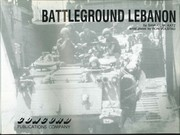 Cover of: Battleground Lebanon | Samuel M. Katz