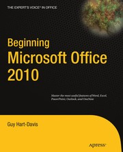 Cover of: Beginning Microsoft office 2010
