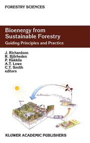 Cover of: Bioenergy from sustainable forestry | J. Richardson