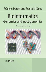 Cover of: Bioinformatics | Frederic Dardel
