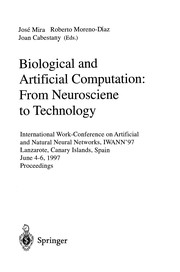 Cover of: Biological and artificial computation