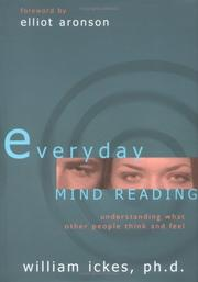 Cover of: Everyday mind reading