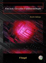 Cover of: Electric circuits fundamentals