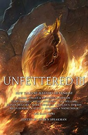 Cover of: Unfettered III: New Tales By Masters of Fantasy