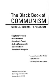 Cover of: The Black book of communism |