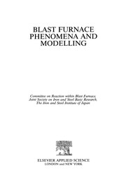 Cover of: Blast Furnace Phenomena and Modelling | Committee on Reaction within Blast Furnace