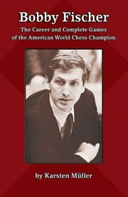Cover of: Bobby Fischer | Karsten MГјller