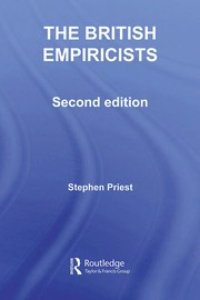 Cover of: The British empiricists | Stephen Priest