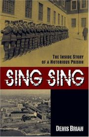 Cover of: Sing Sing