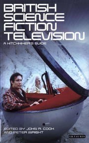 Cover of: British science fiction television