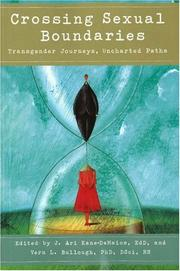 Cover of: Crossing Sexual Boundaries |