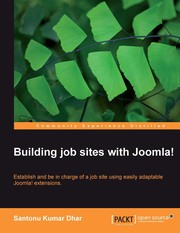 Cover of: Building job sites with Joomla! | Santonu Kumar Dhar