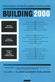 Cover of: Building 2000 | C. Ouden