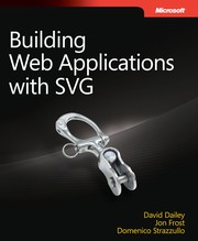 Cover of: Building web applications with SVG | David Dailey