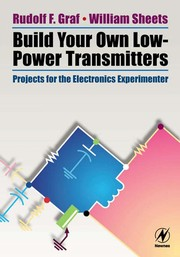 Cover of: Build your own low-power transmitters | Rudolf F. Graf