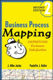 Cover of: Business process mapping | J. Mike Jacka