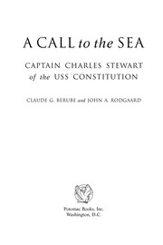 Cover of: A call to the sea | Claude G. Berube
