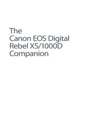 Cover of: The Canon EOS Digital Rebel XS/1000D Companion | Ben Long
