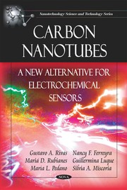 Cover of: Carbon nanotubes |