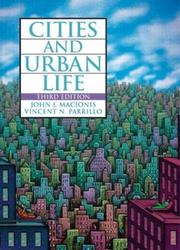 Cover of: Cities and Urban Life