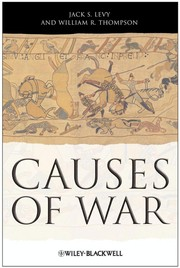 Cover of: Causes of War | Jack S. Levy