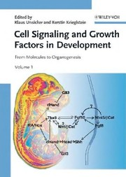Cover of: Cell signaling and growth factors in development |