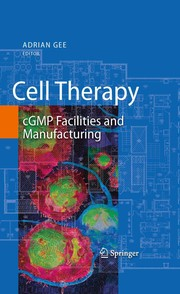 Cover of: Cell Therapy | Adrian P. Gee