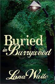Cover of: Buried in Burrywood