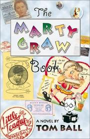Cover of: The Marty Graw Book