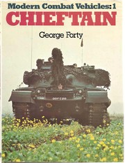 Cover of: Modern Combat Vehicles:1 | George Forty