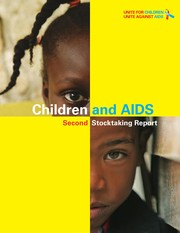 Cover of: Children and AIDS