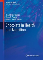 Cover of: Chocolate in Health and Nutrition